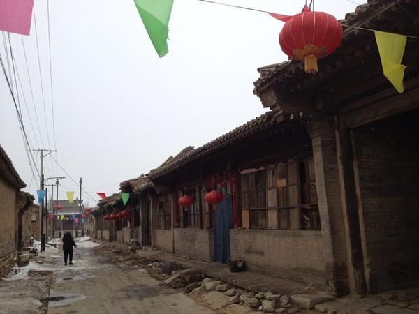中国传统村落张家口蔚县南留庄镇南留庄村
