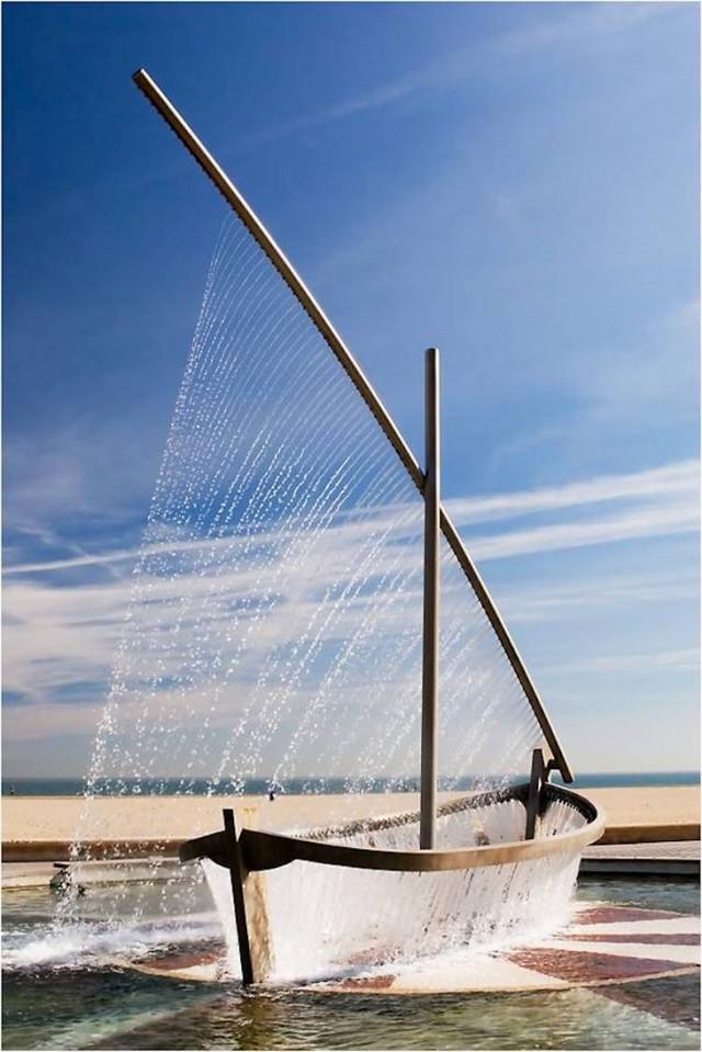 世界各地最具创意的20个喷泉(3)