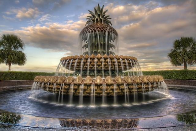 世界各地最具创意的20个喷泉(1)