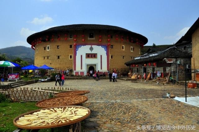 世界上獨一無二的山區大型夯土民居建筑,南靖土樓(3)