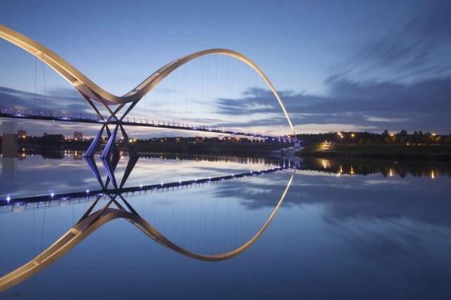 世上最美的桥你看过几座,英国的气球桥也着实让我大开眼界(3)