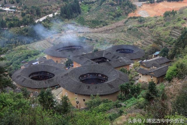 世界上獨一無二的山區大型夯土民居建筑,南靖土樓(2)