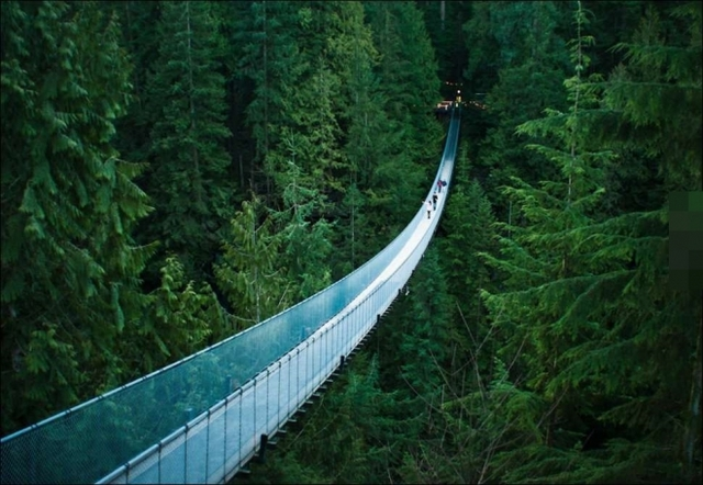 世上最美的桥你看过几座,英国的气球桥也着实让我大开眼界(2)