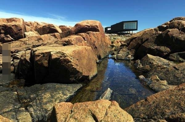 坐落在小岛上有如天才般的建筑,谁看后不想据为己有(4)