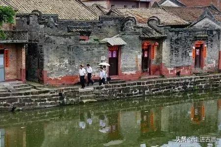 您的家乡有吗?福建省有57个村荣获中国历史文化名村