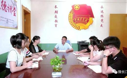 长汀团县委副书记田伟:让青春在贡献中升华