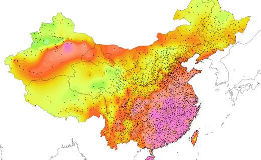 今年将在高温中过中秋!权威预测:广东湖南江西等受影响