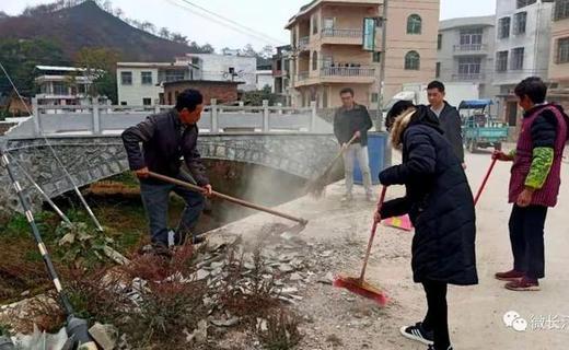涂坊镇:干群齐参与 有力助推农村人居环境整治