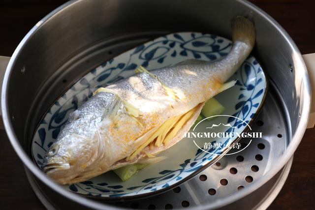 做清蒸鱼,看似简单,技巧很多,所有要点,一次掌握